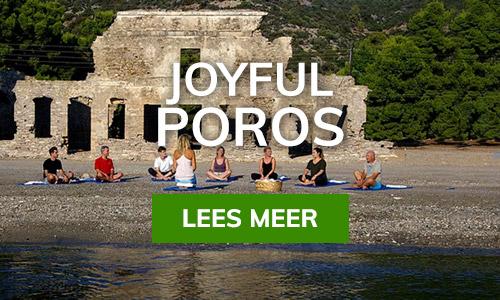 Joyful Poros yoga