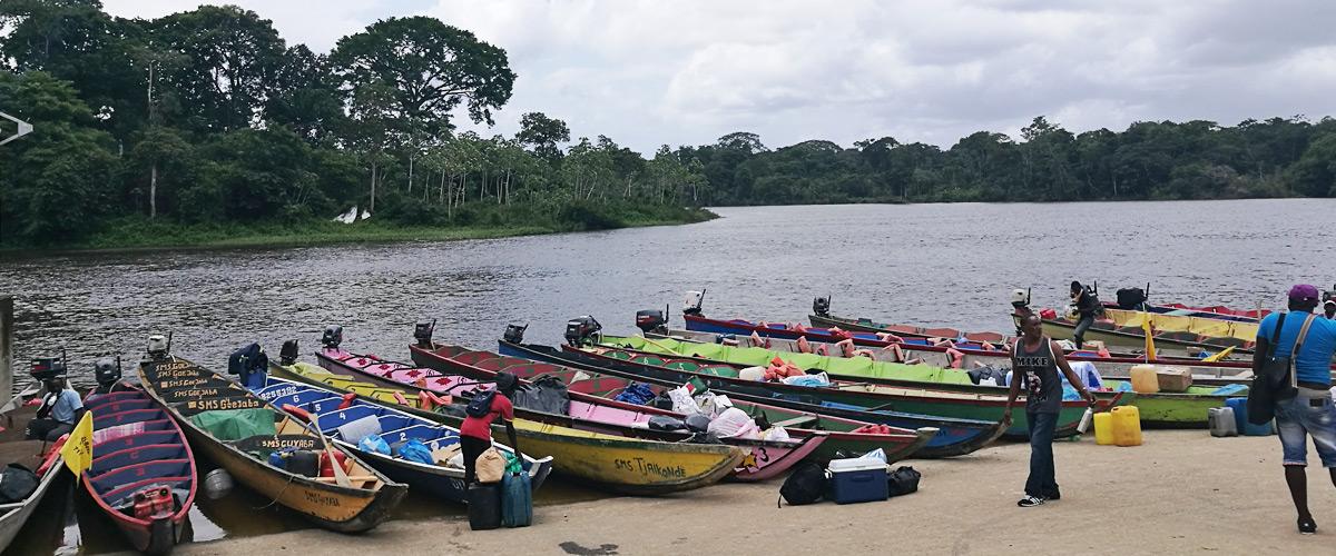 Yoga trip Suriname