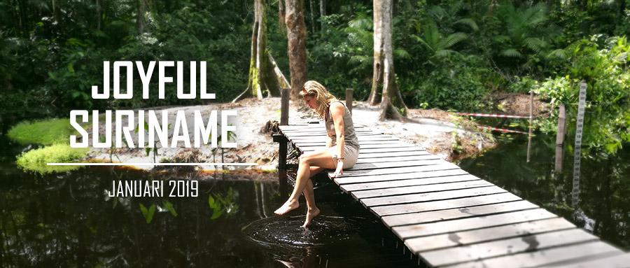 Yoga retreat Suriname