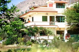 Kaapverdische Villa Strela