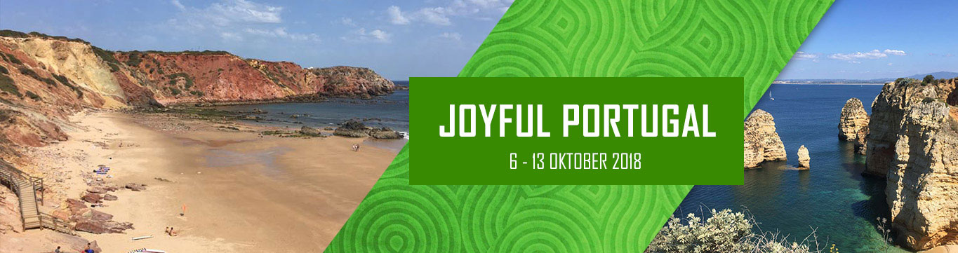 Yoga retreat Portugal