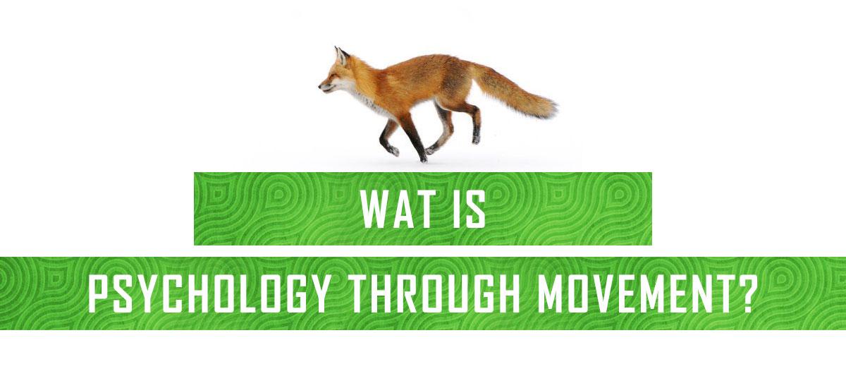 psychology through movement