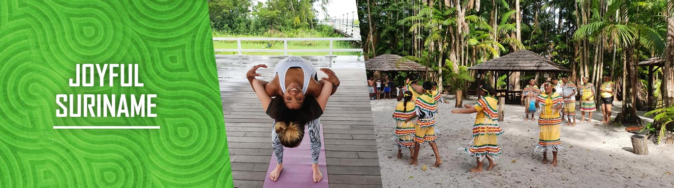 Yoga retreat Suriname